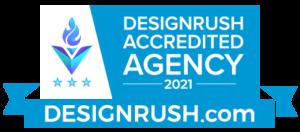 designrush badge