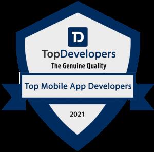 mobile app badge
