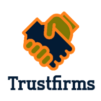 trust firm badge