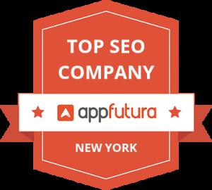seo company badge new york
